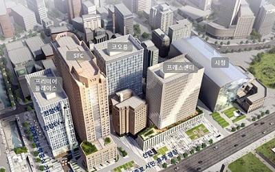 [집코노미] 지하 6층까지 유동인구, 거대 지하도시 되는 서울시