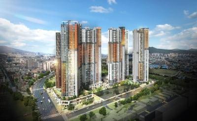 군포10구역 도시환경정비사업, 호반건설 시공사로 선정