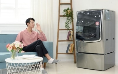 LG전자, 인공지능 탑재 'LG 트롬 씽큐 드럼세탁기' 출시