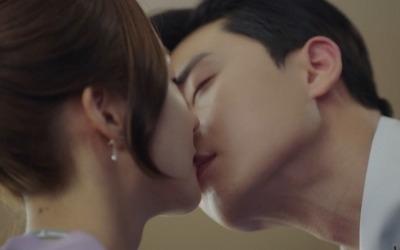 '김비서가 왜 그럴까' 박서준♥박민영, 첫 키스 실패…시청자와 밀당 성공적