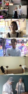 '동상이몽2' 신다은♥임성빈, 신혼집 인테리어 놓고 격돌