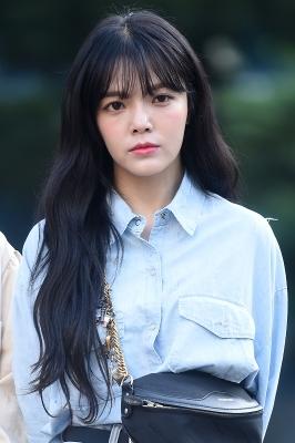 AOA 지민, '시크한 눈빛~'