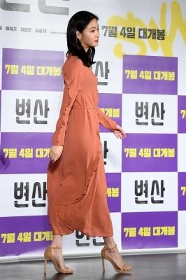 김고은, '발목만 살짝 보여드릴게요~'