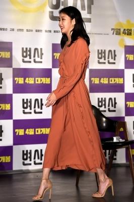 김고은, '보디라인 드러나는 원피스'