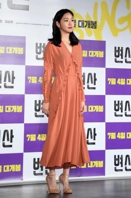 김고은, '샤랄라 드레스'