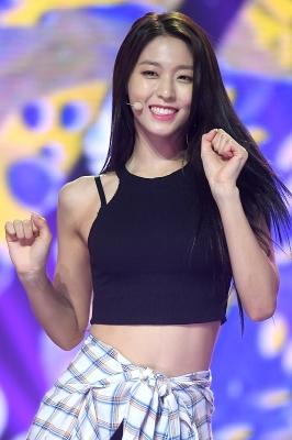 AOA 설현, '애교 가득 담은 미소~'