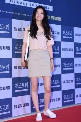김태리, '무심한듯 시크한 패션'