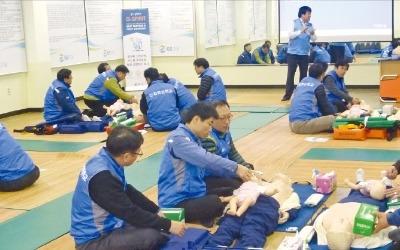 GS, '전직원 합숙교육' 안전혁신학교 운영
