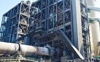 '친환경 설비'로 시멘트 만드는 쌍용양회 동해공장