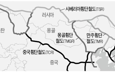 국제철도협력기구 가입 성공… 유라시아 철도망 연결 '시동'