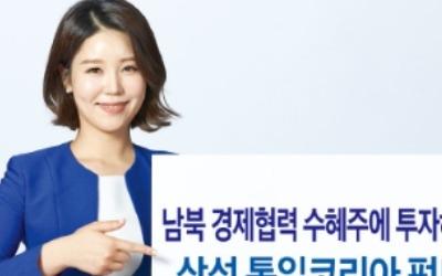 삼성증권 삼성 통일코리아 펀드, 토목·에너지·관광… 경협 수혜주 발굴 투자