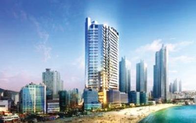 부산 해운대에 '영무파라드 호텔' 분양