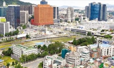 마이스 기능 축소하고 주거·관광시설 확대… 서울역 북부역세권, 밑그림 바뀐다
