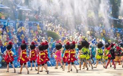 삼성물산 리조트부문 에버랜드, 한여름에 즐기는 '썸머 워터' 축제… 무더위 싹~