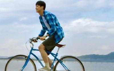 삼성물산 패션부문 빈폴, 도시에 버려진 자전거 업사이클링… 섬마을 기부
