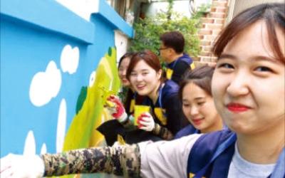 전국 24곳 '꿈마을 연구소'서 맞춤형 봉사활동 … 지역 사회와 함께 뛴다