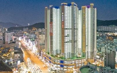 개금역 금강펜테리움 더 스퀘어, 스트리트형 상가·역세권 입지… 생활권 우수