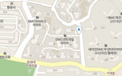 [얼마집] 가재울뉴타운 'DMC센트레빌' 전용 84㎡ 6억8300만원