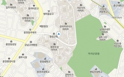 봉천동 '관악푸르지오' 갭투자 매력에 거래 활발