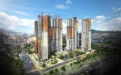 호반건설, 군포10구역 도시환경정비사업 수주