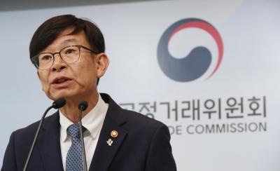 김상조 '지분매각 압박'에 흔들린 기업들…주가 계속 빠질까