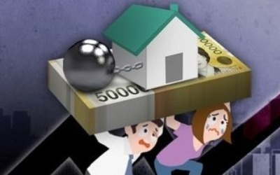 가계부채 증가세 꺾였다지만… 여전히 소득보다 빨리 느는 빚