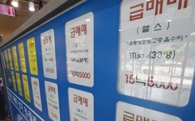 보유세 인상 방침에도 서울 아파트값 상승폭 3주 연속 확대
