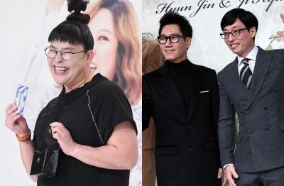 예능인 브랜드평판 치열한 2·3위 싸움…이영자 vs 지석진
