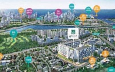 송도 파크뷰 오피스텔, 송도역 인근… 2020년 테마파크 개장
