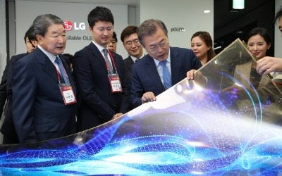 中 정부, LG디스플레이 광저우 OLED 공장 승인