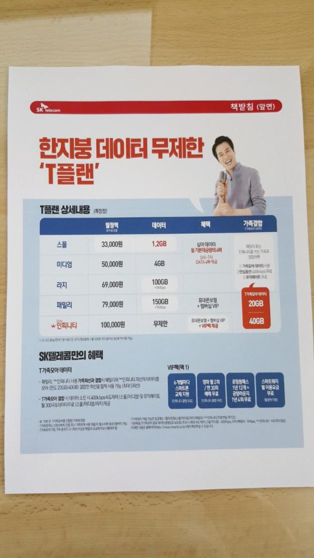 요금제 개편 임박한 SK텔레콤, 관심은 저가·무제한 요금제 | IT/과학 | 한경닷컴