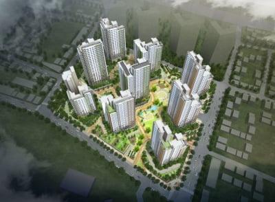 대우산업개발, 천안시 부창구역 주택재개발정비사업 수주