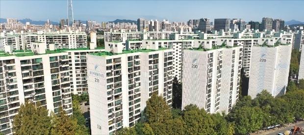 서울 아파트 전세 거래비중 4년만에 70%대로 올라