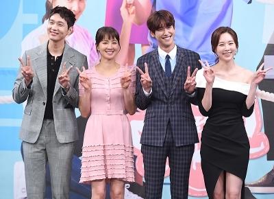 지현우-이시영-김진엽-윤주희, '사생결단 로맨스' 기대해 주세요~