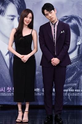 서현-김정현, '아직은 좀 어색해요~'