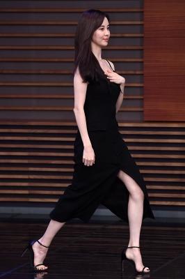 서현, '블랙 원피스 입고 우아하게~'