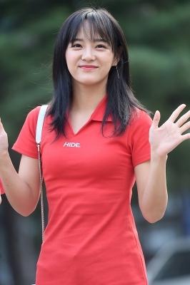 구구단 세미나 세정, '예쁜 인형 미소~'