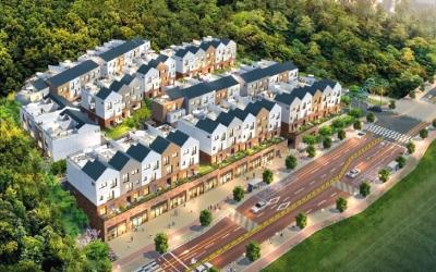 동분당 KCC스위첸 파티오, 아파트 장점 갖춘 단독주택