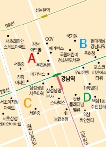 강남역사거리 상권 상업용 빌딩 매매사례 분석