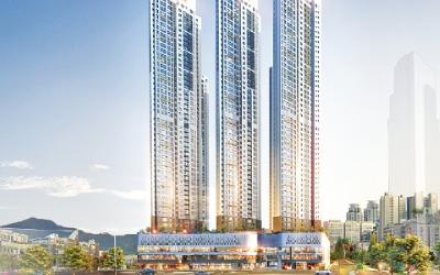 힐스테이트 중동, 교통·생활 여건 우수… 49층 부천 랜드마크