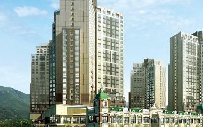 '힐스테이트 삼송역 스칸센', 지하철역 바로 앞 2513실 오피스텔