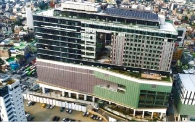 경의중앙선 '홍대입구역 복합역사' 이달 중 문 열어