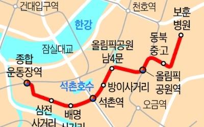 10월엔 8·9호선 더블역세권… 송파 '잠실한솔솔파크'