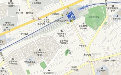역세권 대단지 '영등포푸르지오' 전용 59·79㎡ 신고가