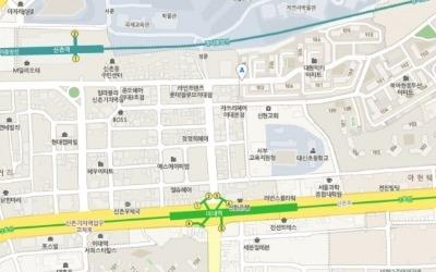 [얼마집] 북아현뉴타운 인접 대현동 'LG대현' 저가 매물만 팔려