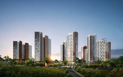 HDC현대산업개발, '청주 가경 아이파크 3단지' 견본주택 개관