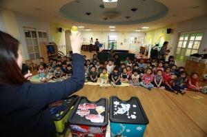 송파구, 149곳 어린이집서 재활용품 분리배출 교육