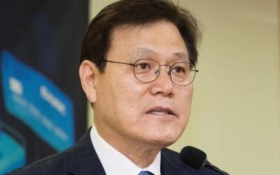 """최종구 """"기촉법·은산분리, 정무위원회 지원 촉구"""""""