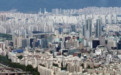 6월 전국 입주실적 최저치… 새 아파트 물량 공세 때문