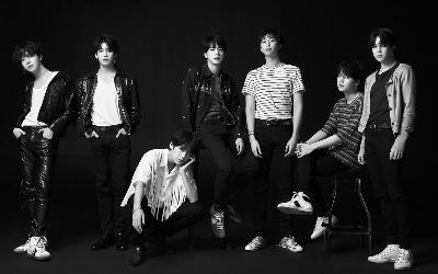 방탄소년단, 10주 연속 미국 '빌보드 200' 차트인 성공